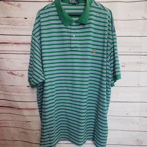 Polo ralph lauren 5XB shirt striped mens